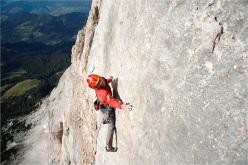 Nicola Tondini in azione