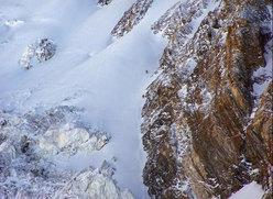 Simone Moro su Broad Peak (8048m)