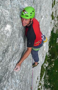 Luca Giupponi su Fisioterapia d'urto