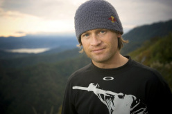 Shane McConkey in Mexico in 2007