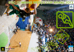 IFSC Climbing World Cup Kranj 2013 - Lead