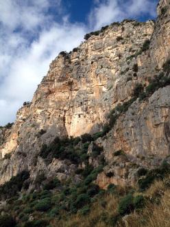 La Grande Muraglia di Sperlonga