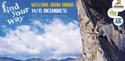 Find Your Way 2013, il meeting internazionale di arrampicata tra Carnia e Gemonese