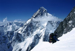 K2 dal Broad Peak