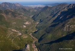 La Val Pennavaire, Liguria