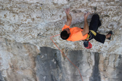 Matteo Gambaro on Blow 8c at Cineplex