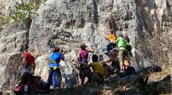 Calabria Rock 2013: Settore Pilastrino