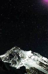 K2 at night