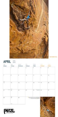 World Climbing Calendar 2014