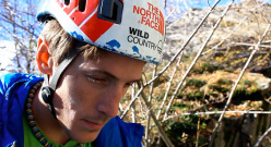 Il climber inglese James Pearson