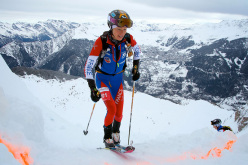 2014 Scarpa ISMF World Cup - Verbier Individual, 	Laetitia Roux