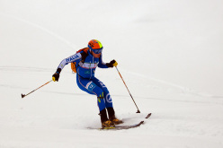 2014 Scarpa ISMF World Cup - Verbier Individual: Davide Galizzi