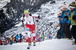 2014 Scarpa ISMF World Cup - Verbier Vertical Race: Steven Girard