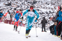 2014 Scarpa ISMF World Cup - Verbier Vertical Race