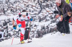 2014 Scarpa ISMF World Cup - Verbier Vertical Race: Cèdric Rèmy