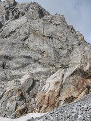 Punta Grassi, ESE Face