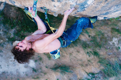 Adam Ondra on First Round First Minute 9b, Margalef, Spain