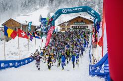 Pitturina Ski Race 2014, Val Comelico