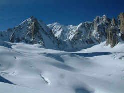The Mont Blanc basin