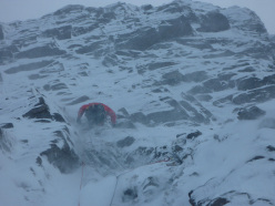 BMC International Winter Meet 2014: Glen Shiel - Silver Edge