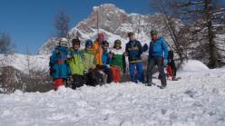 La tappa di San Martino di Castrozza del Progetto Icaro 2013/2014