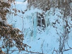 Cascate di ghiaccio in Norvegia