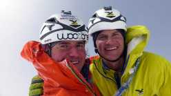 Simon Gietl and Gerry Fiegl: Supercanaleta, Fitz Roy