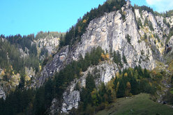 The Taufenkopf in Austria's Zillertal, at risk of closure due to local quarrying.