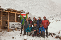 Nanga Parbat in winter: the Polish expedition