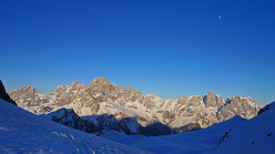 The splendid Pale di San Martino