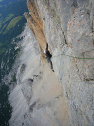 Nicola Sartori on pitch 6