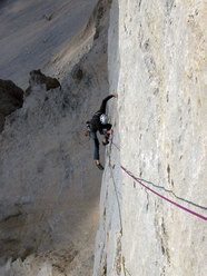 Nicola Sartori on pitch 7