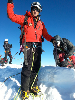 Mario Mottini, Guide Alpine Livigno