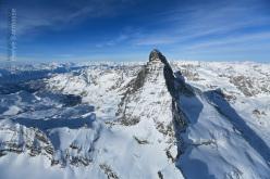 The Matterhorn, 4478m. Spectacular.