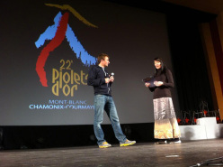 Ueli Steck, Annapurna, together with Kay Rush