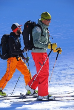 Mountain Guides training course - Val Formazza