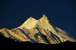 Manaslu (8163m, Nepal, Himalaya)