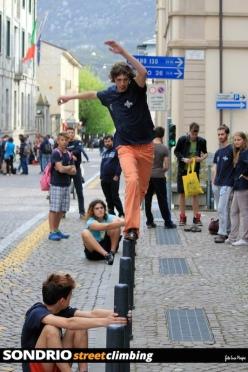 Sondrio Street Climbing V