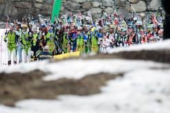 Tour du Grand Paradis 2014: the start