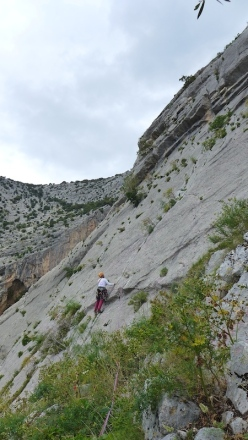 On pitch 4 of L'ultimo dei Mòcheni