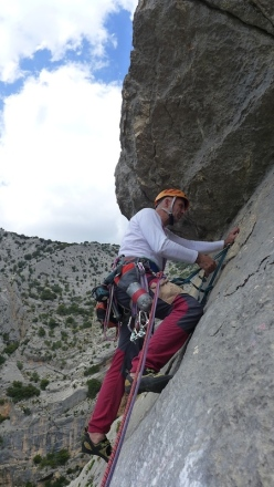 Pitch five of L'ultimo dei Mòcheni