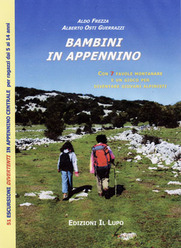 Bambini in Appennino di Aldo Frezza e Alberto Osti Guerrazzi (Ed. Il Lupo)