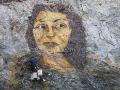 Mario Nebiolo painting
