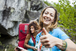 Sara Grippo and Silvia Miotti