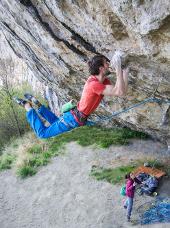 Silvio Reffo repeats Biologica 9a at Arco.