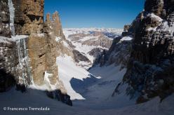 La Val Mesdì, Sella, Dolomiti