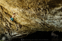 Adam Ondra Il Domani 9a onsight video