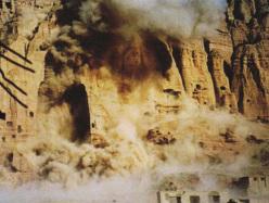 Distruzione dei Buddha di Bamiyan, 2001