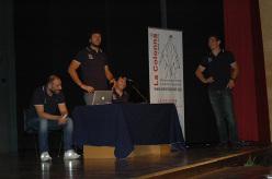Un momento della presentazione 2014