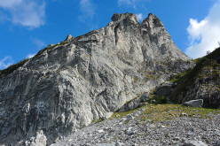 La Parete del Cabanaira, Piemonte